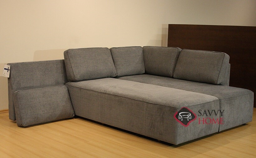 quick ship new york by luonto fabric sleeper sofas chaise