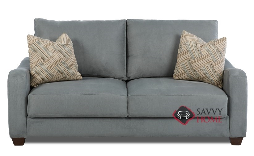 Fabric Sleeper Sofas Queen By Savvy