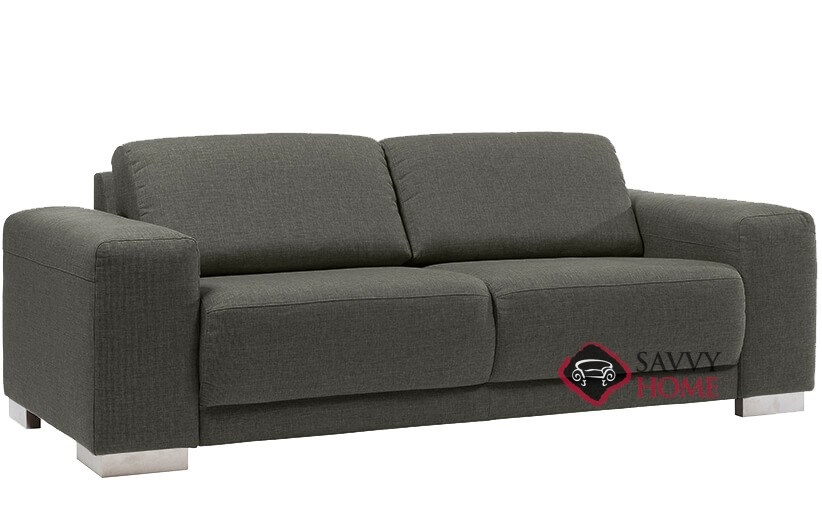 quick ship copenhagen by luonto fabric stationary sofa in. Black Bedroom Furniture Sets. Home Design Ideas