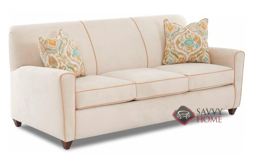 St Louis Fabric Sofa By Savvy Is Fully Customizable By You
