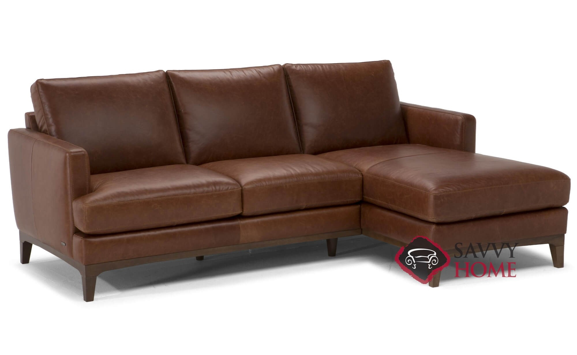 Bevera Leather Chaise Sectional By Natuzzi Editions B970 016 017 047 049