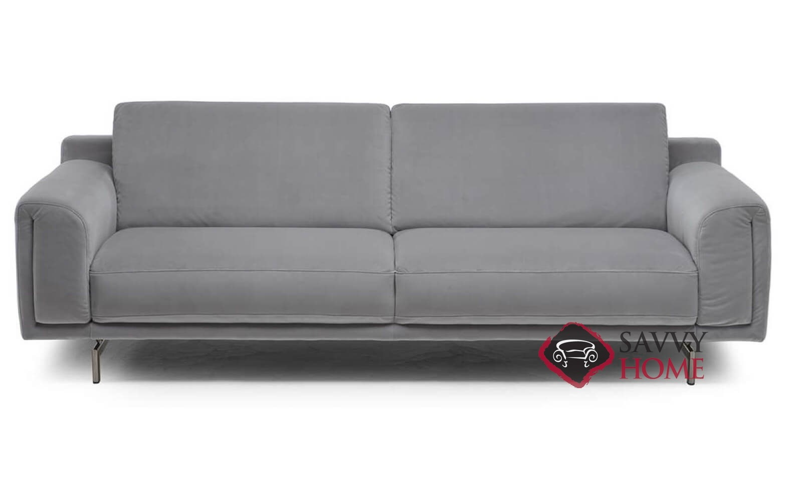 Tresa c019 leather stationary sofa by natuzzi is fully customizable by you - Sofas natuzzi ...