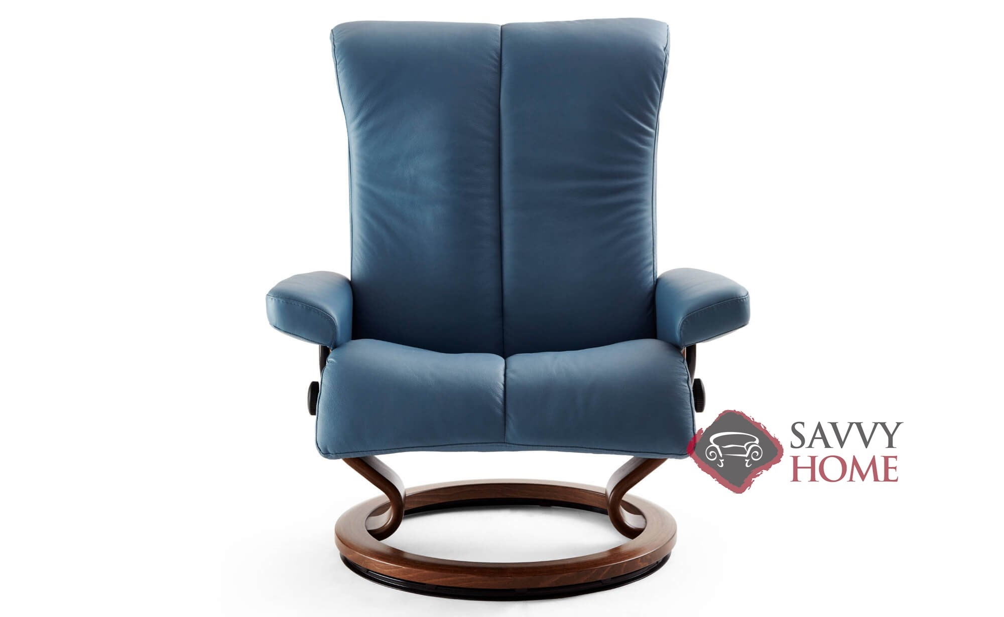 9ec2c9560c1aa Piano Leather Reclining Chair by Stressless is Fully Customizable by ...