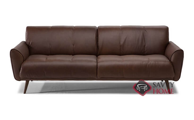 Beau Arno Leather Sofa By Natuzzi Editions (B993 009)