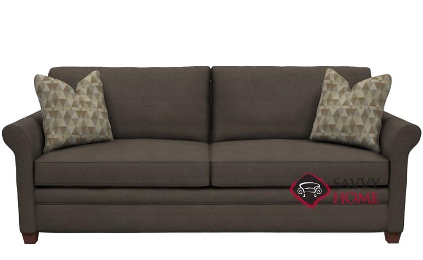 quick ship denver fabric sleeper sofas queen in conversation truffle rh savvyhomestore com Leather Sofas in Denver Colorado Lambra Sofa