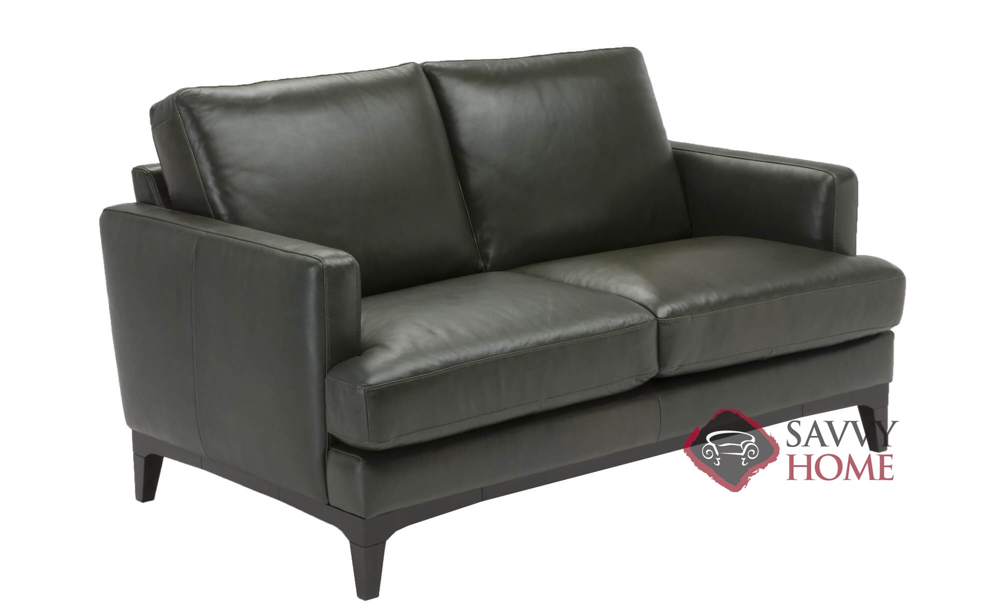 Phenomenal Bevera Leather Loveseat By Natuzzi Editions B970 005 Gmtry Best Dining Table And Chair Ideas Images Gmtryco