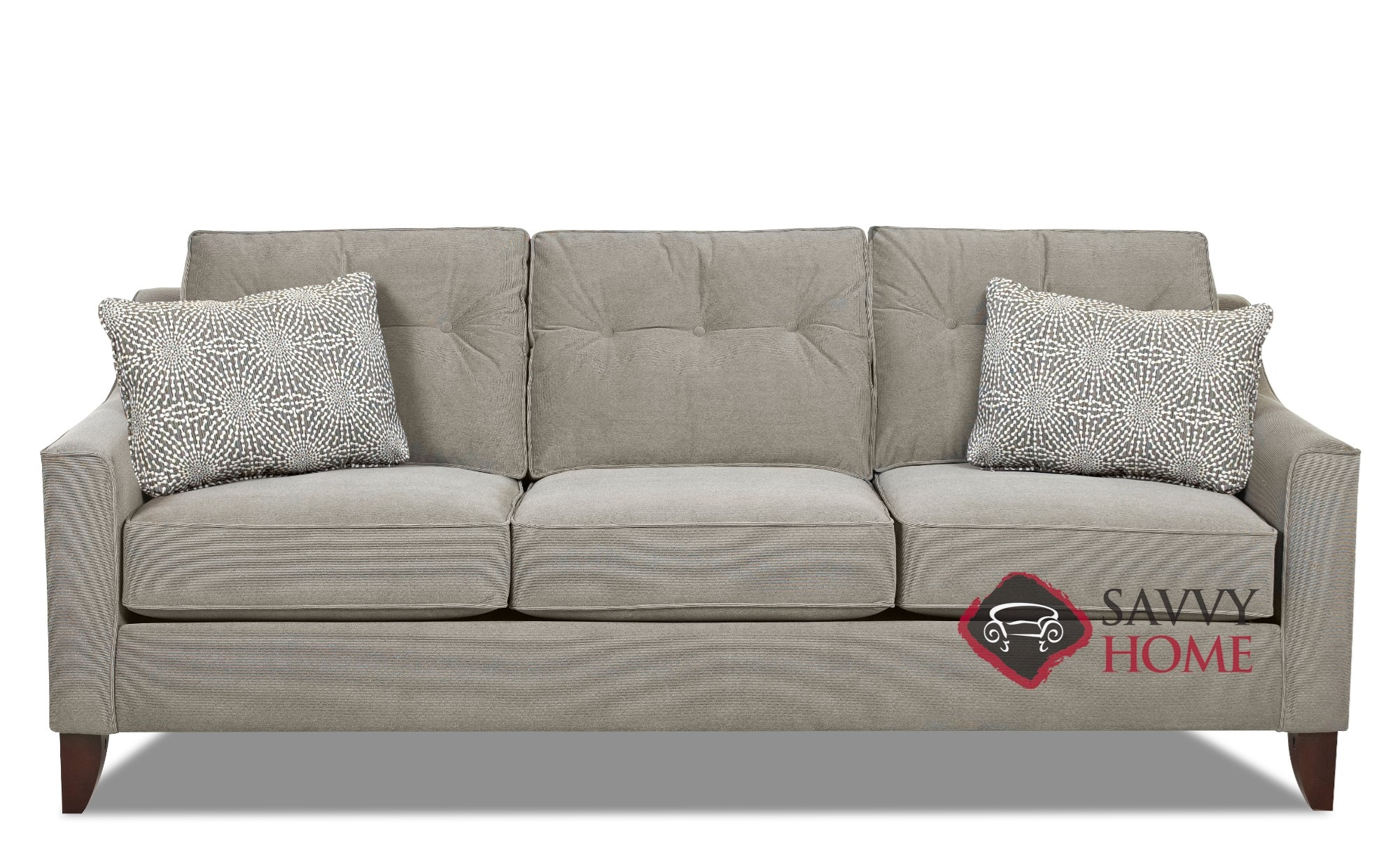austin fabric sofa by savvy is fully by you sav