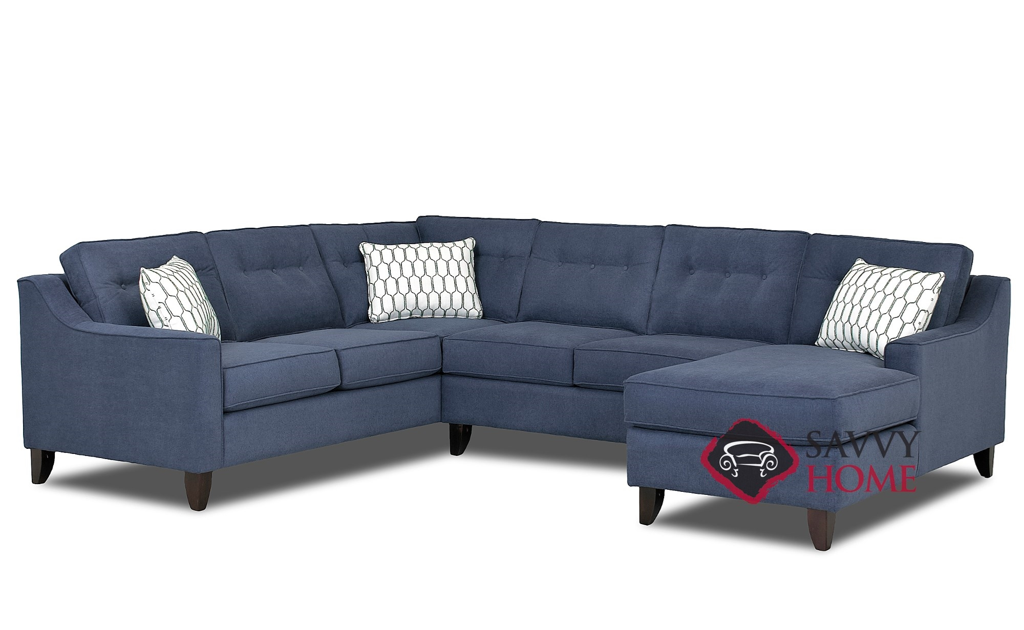 Fantastic Austin U Shape True Sectional By Savvy Machost Co Dining Chair Design Ideas Machostcouk