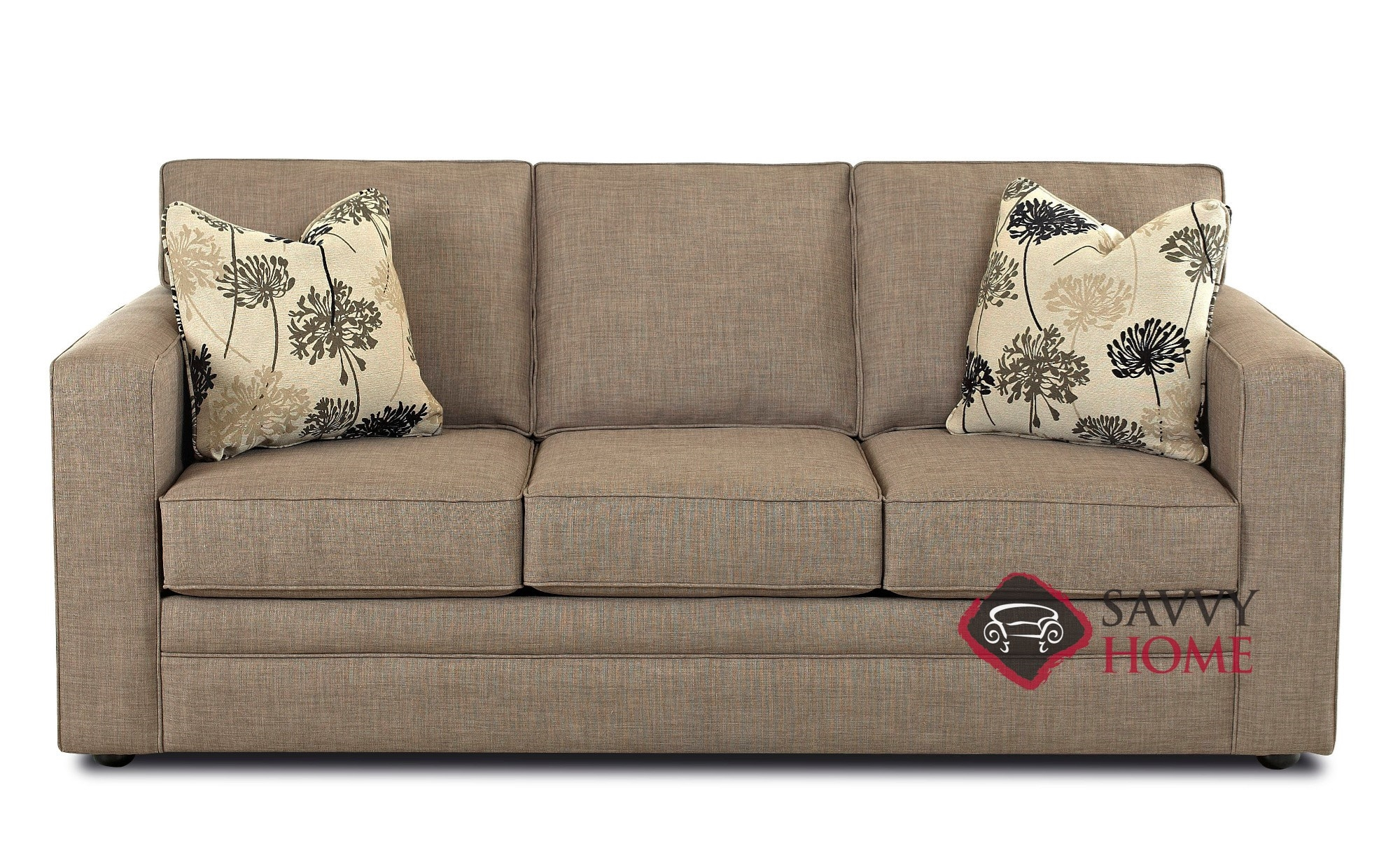 Ordinaire Boston Queen Sleeper Sofa By Savvy