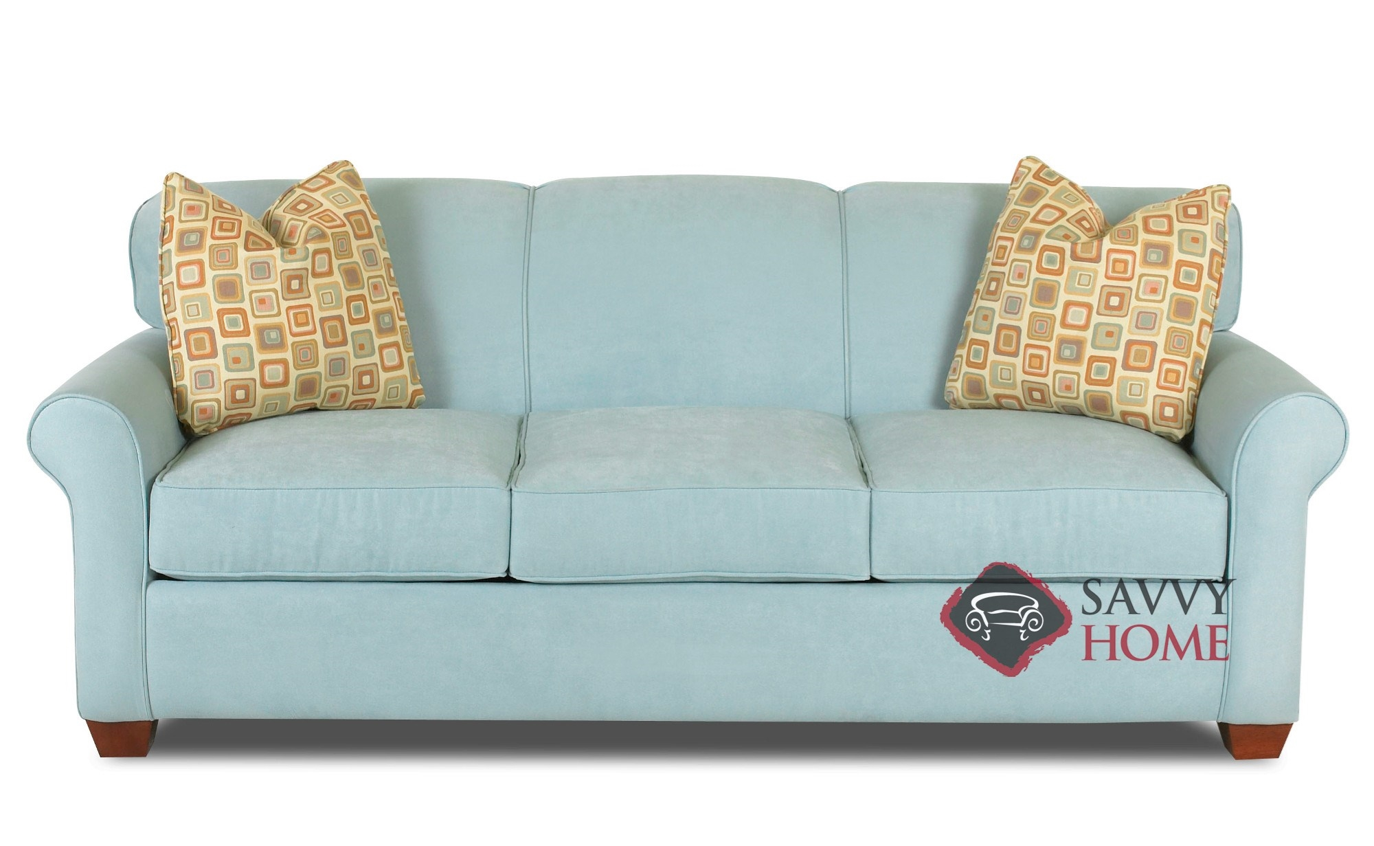 Calgary Fabric Sleeper Sofas Queen By