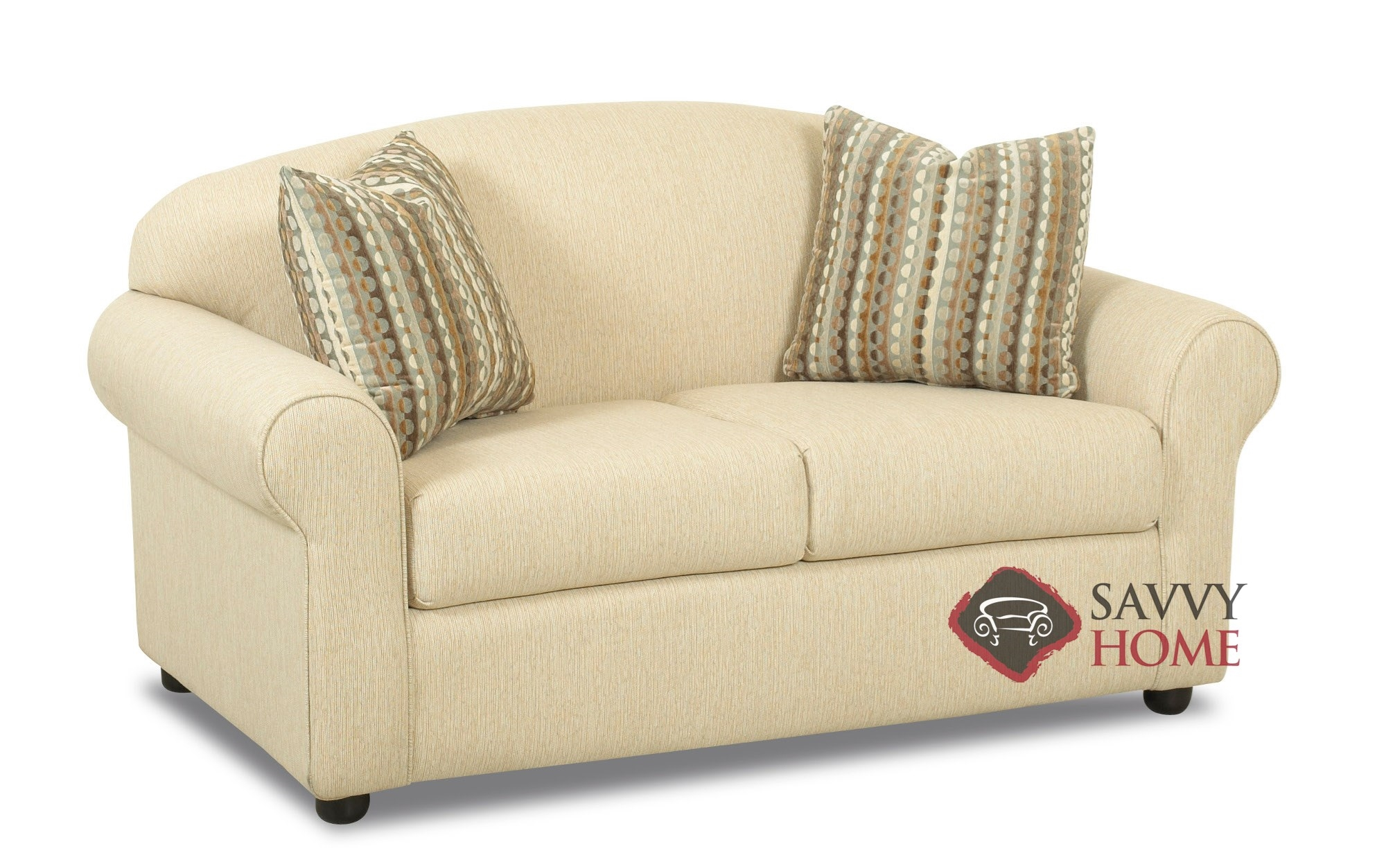 Chicago Twin Sleeper Sofa By Savvy Sideview