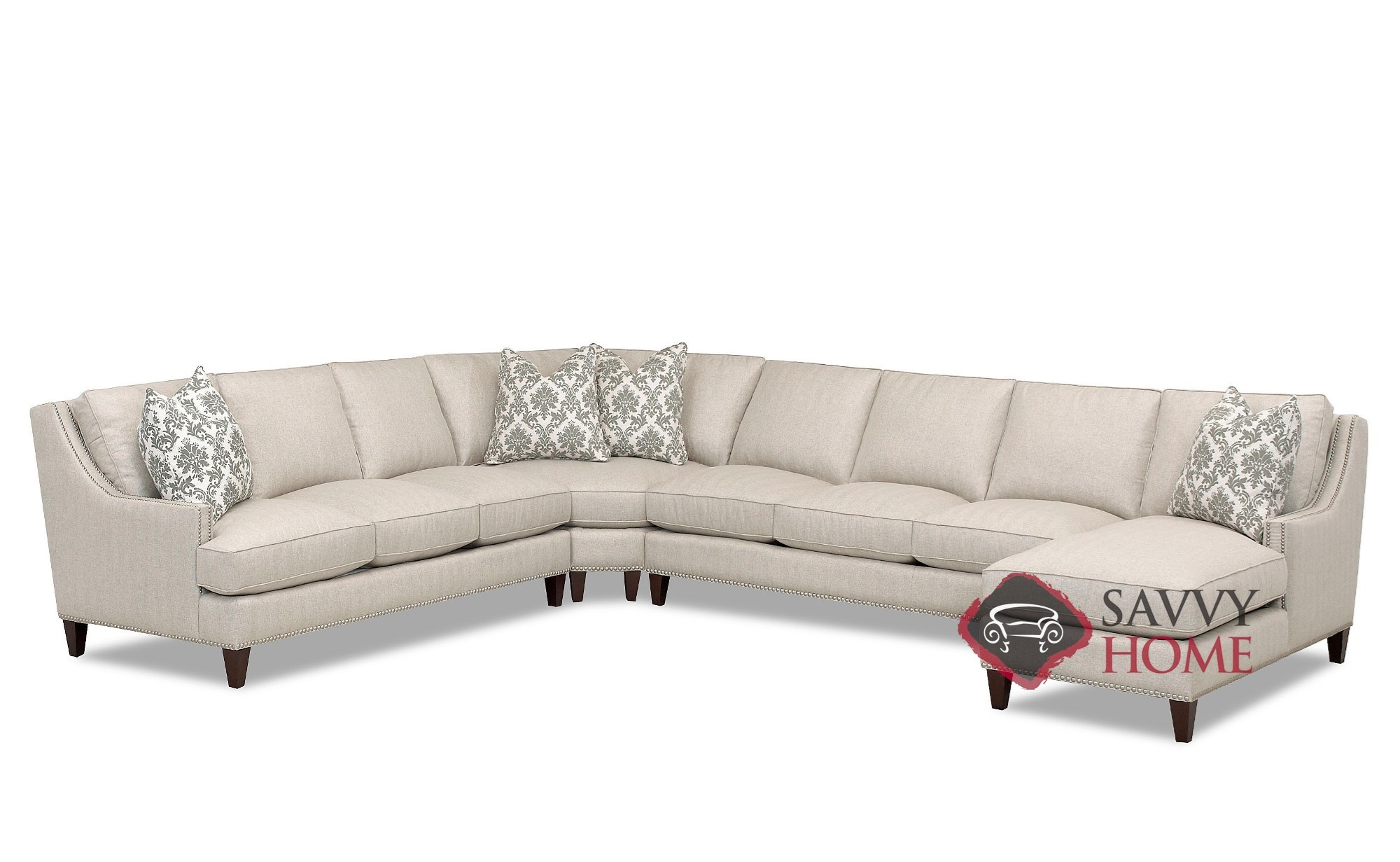 Ordinaire Dallas Large U Shape True Sectional By Savvy