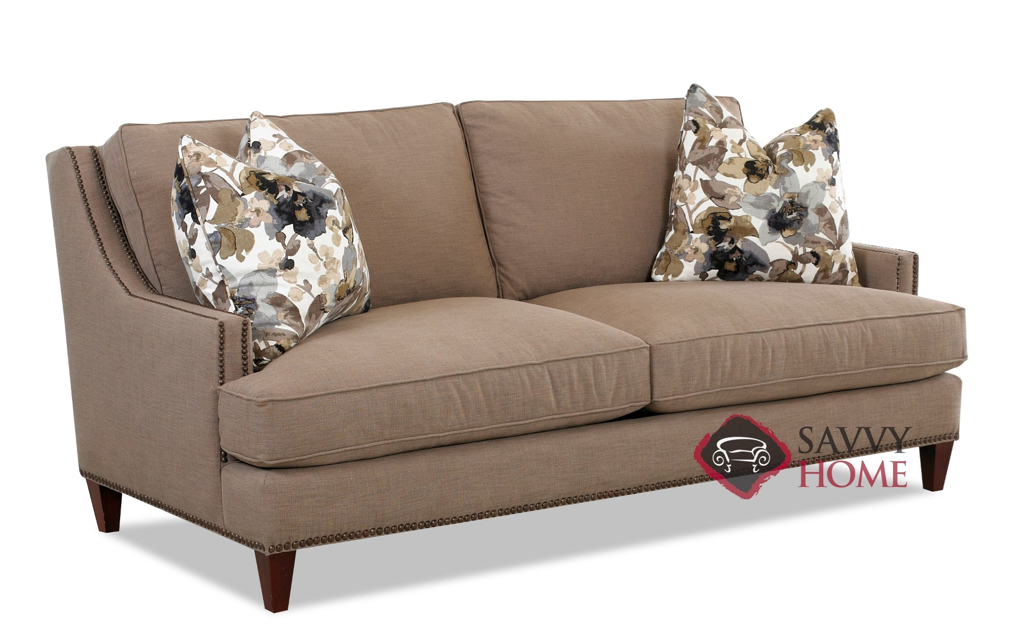 Dallas Sofa By Savvy Sideview