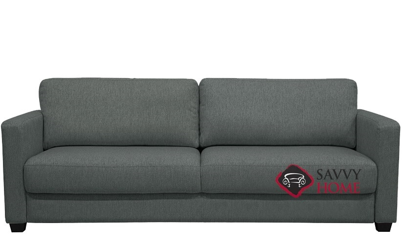 Outstanding Quick Ship Fantasy By Luonto Fabric Sleeper Sofas Queen In Mine 65 Grey By Luonto With Fast Shipping Savvyhomestore Com Spiritservingveterans Wood Chair Design Ideas Spiritservingveteransorg