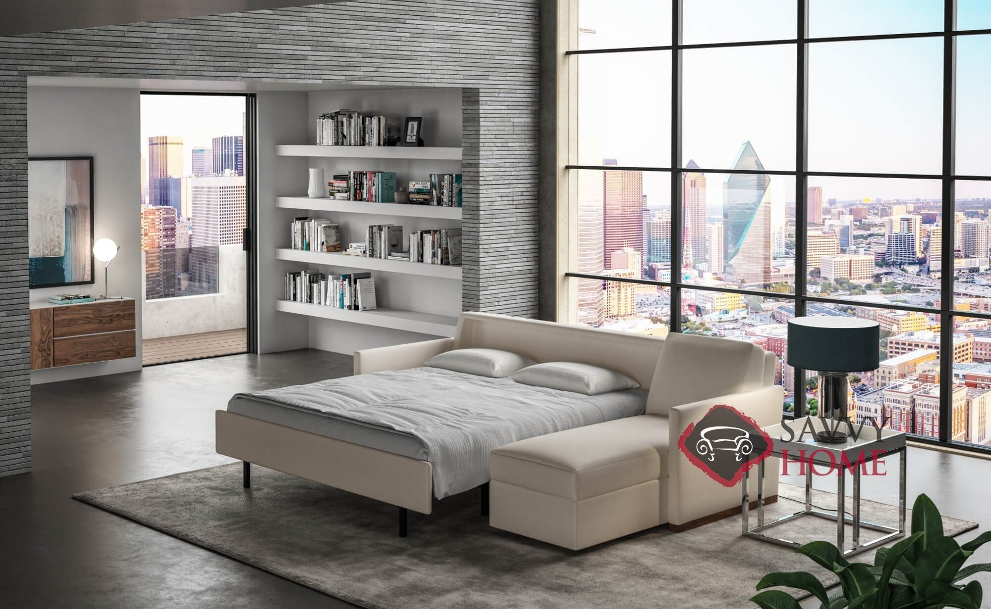 Pearson Fabric Sleeper Sofas Multiple Sizes Available By American Leather Is Fully Customizable