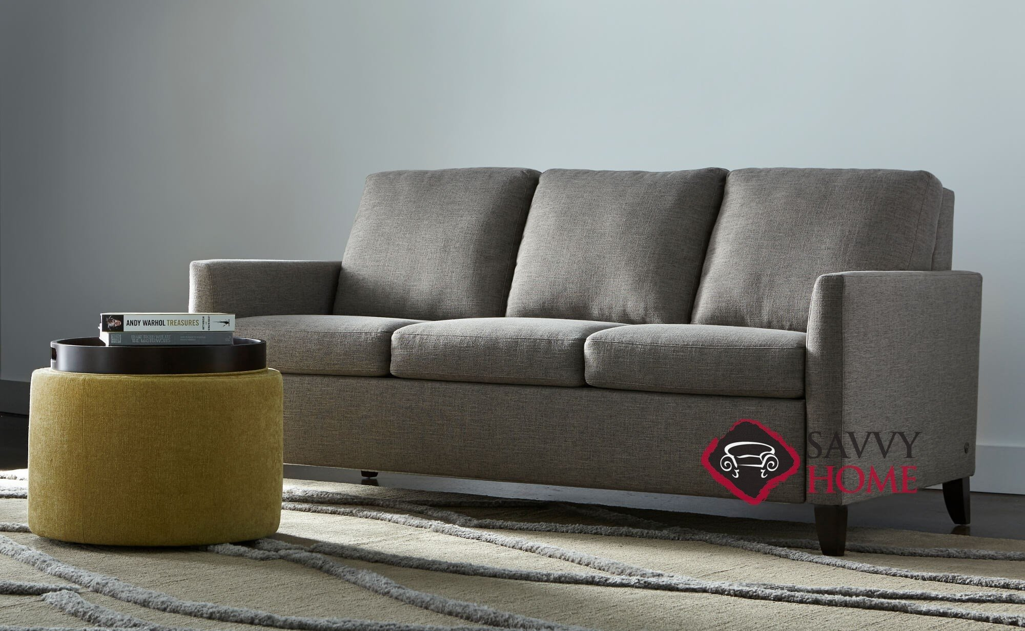 Harris Fabric Sleeper Sofas Multiple Sizes Available By
