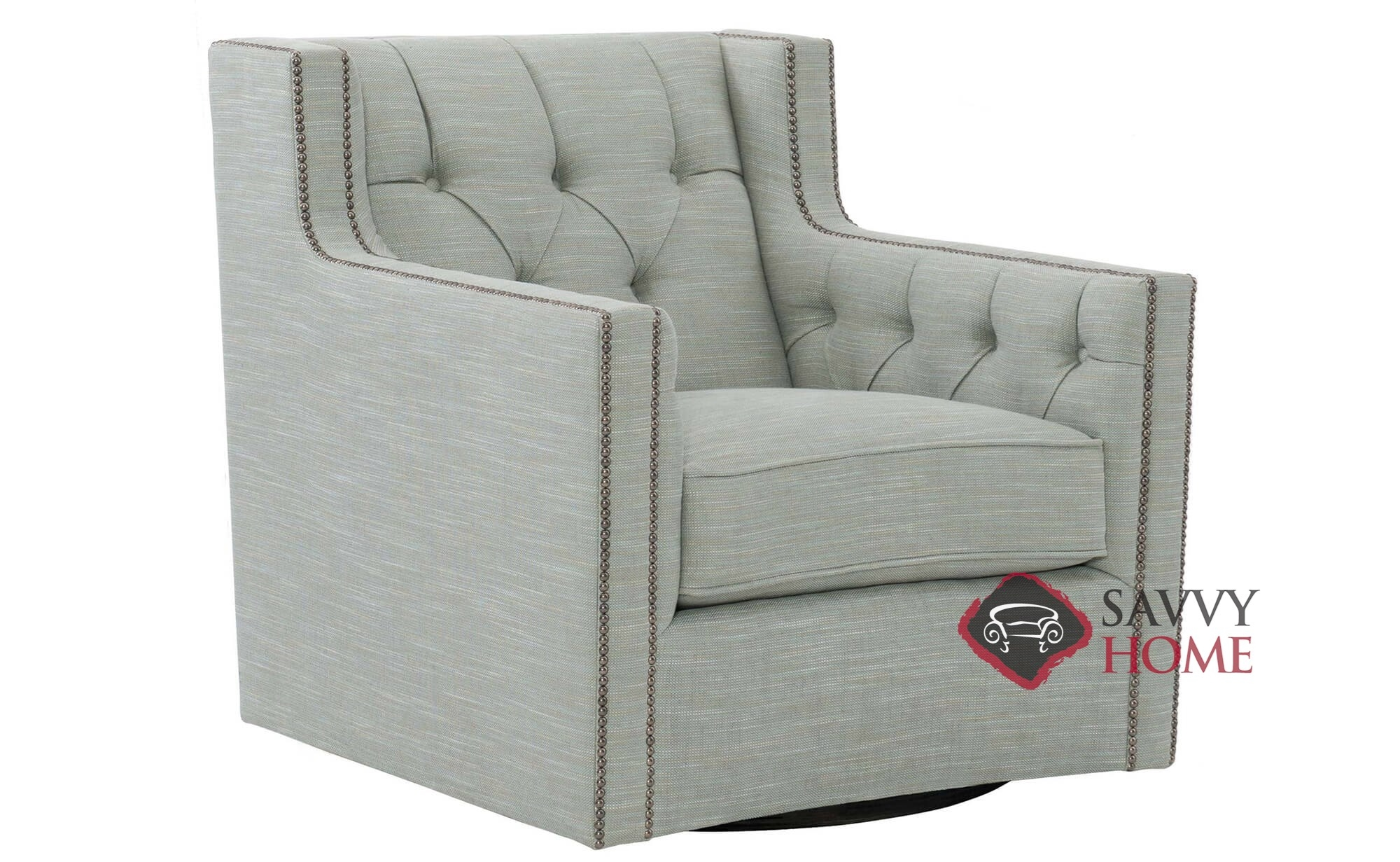 Candace Chair With Down Blend Cushions By Bernhardt In 2792 234