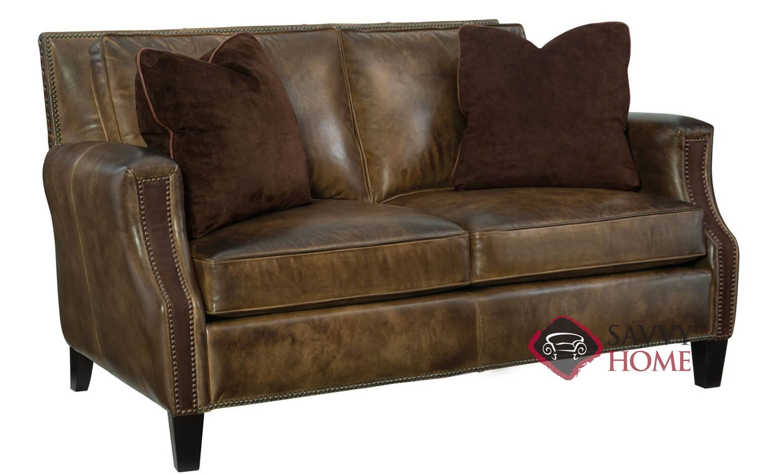 Surprising Quick Ship Normandy By Bernhardt Leather Stationary Loveseat In By Bernhardt With Fast Shipping Savvyhomestore Com Home Remodeling Inspirations Basidirectenergyitoicom