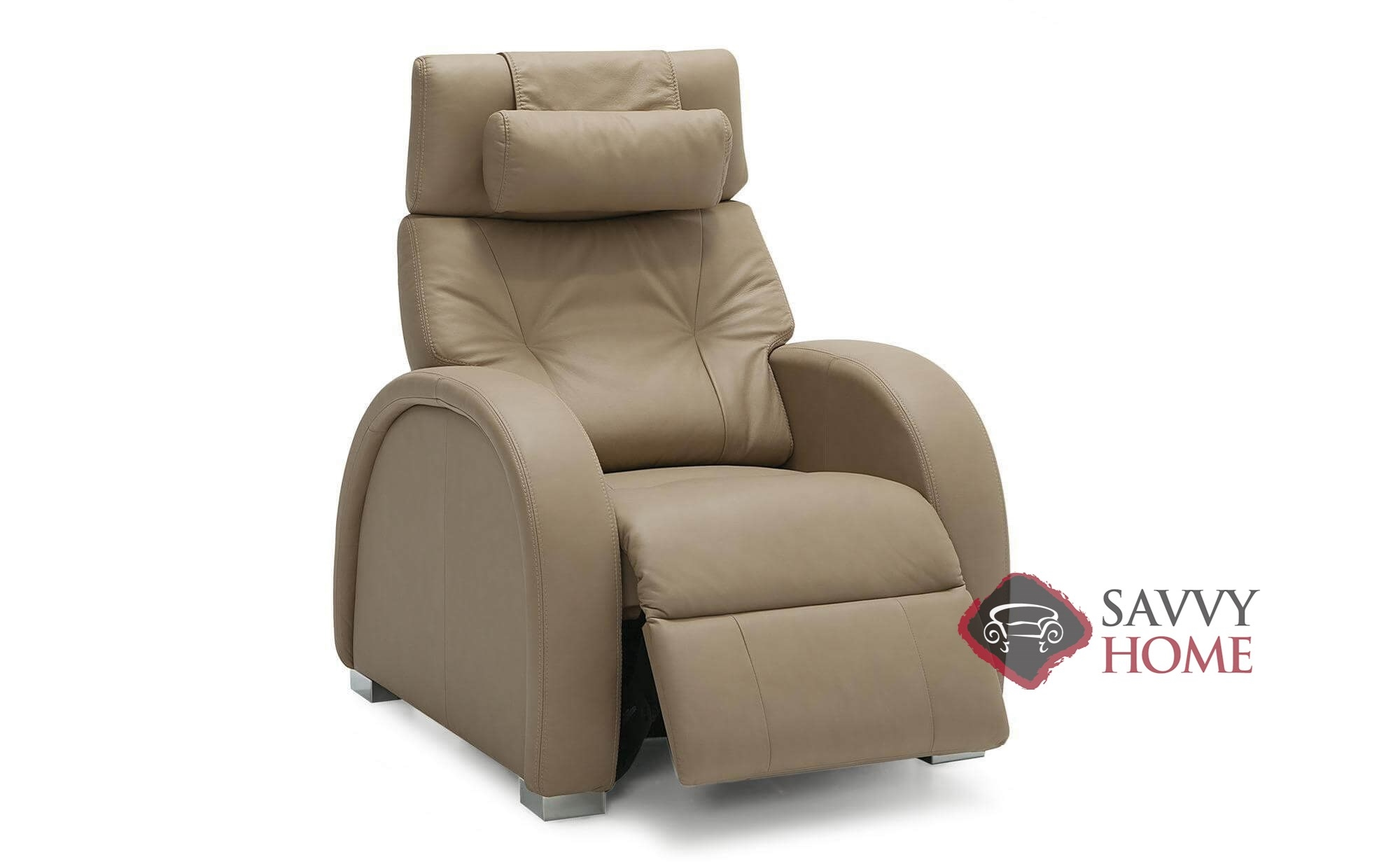 Zg4 By Palliser Leather Reclining Chair By Palliser Is