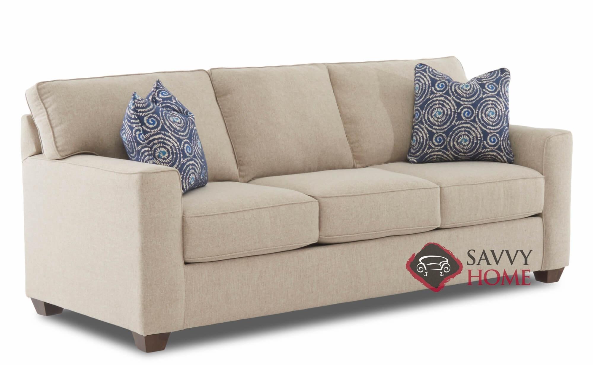 Newbury By Savvy Fabric Sleeper Sofas