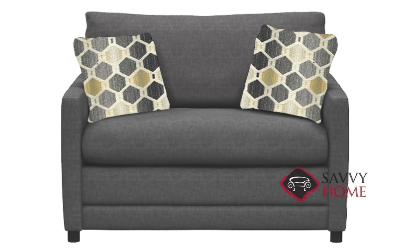 Excellent Quick Ship 200 Fabric Sleeper Sofas Twin In Alton Gull By Stanton With Fast Shipping Savvyhomestore Com Cjindustries Chair Design For Home Cjindustriesco