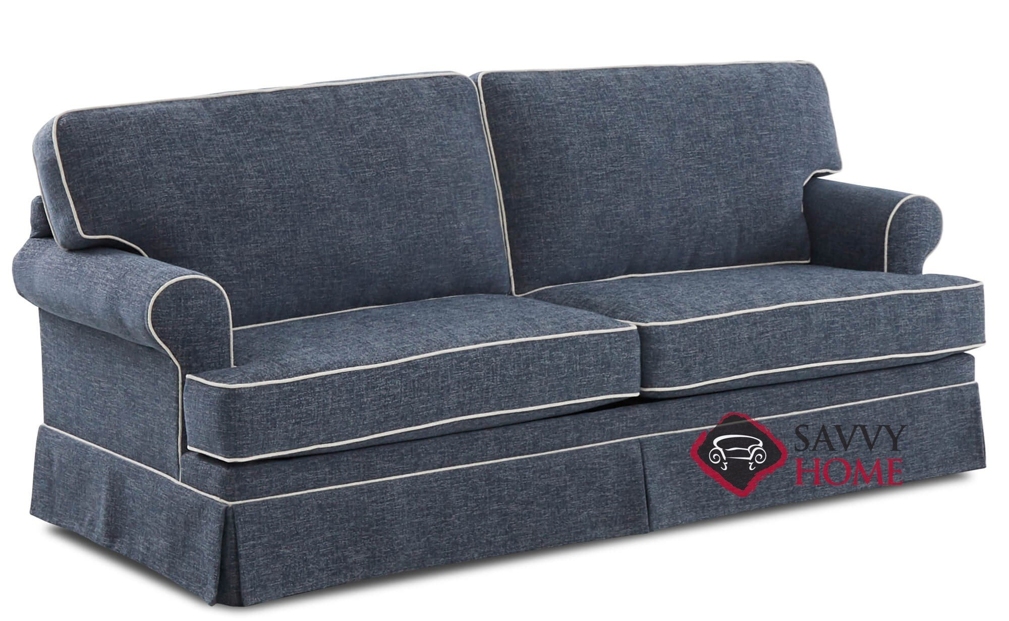 Remarkable Cranston Queen Sofa Bed By Savvy Theyellowbook Wood Chair Design Ideas Theyellowbookinfo