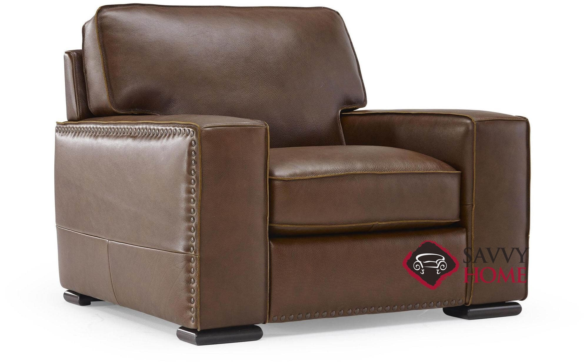 Strange Vincenzo B858 003 Leather Chair By Natuzzi Pdpeps Interior Chair Design Pdpepsorg