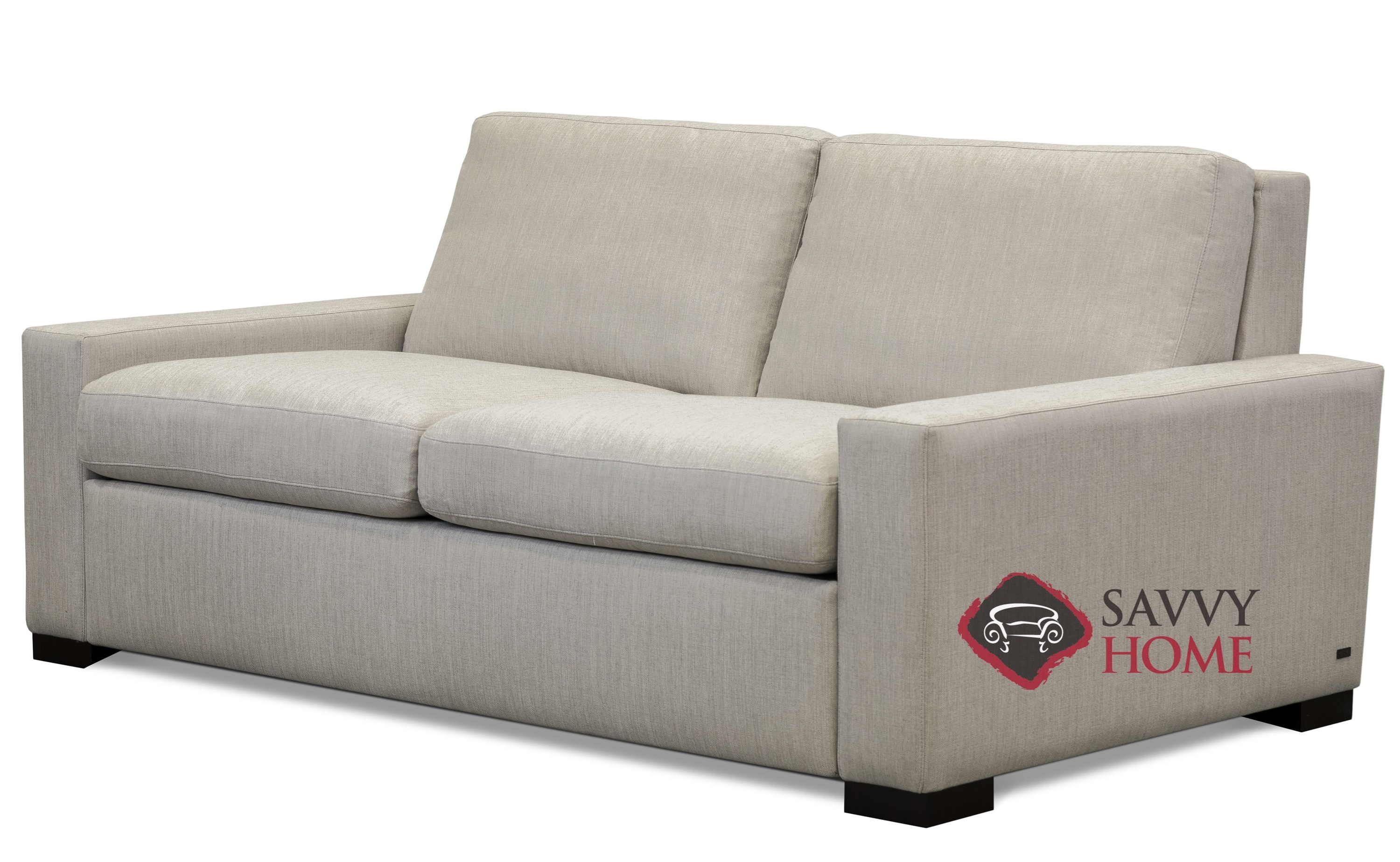 Rogue Comfort Sleeper By American Leather Sideview