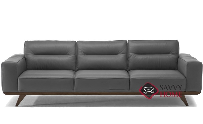 Tiber Leather Sofa By Natuzzi Editions