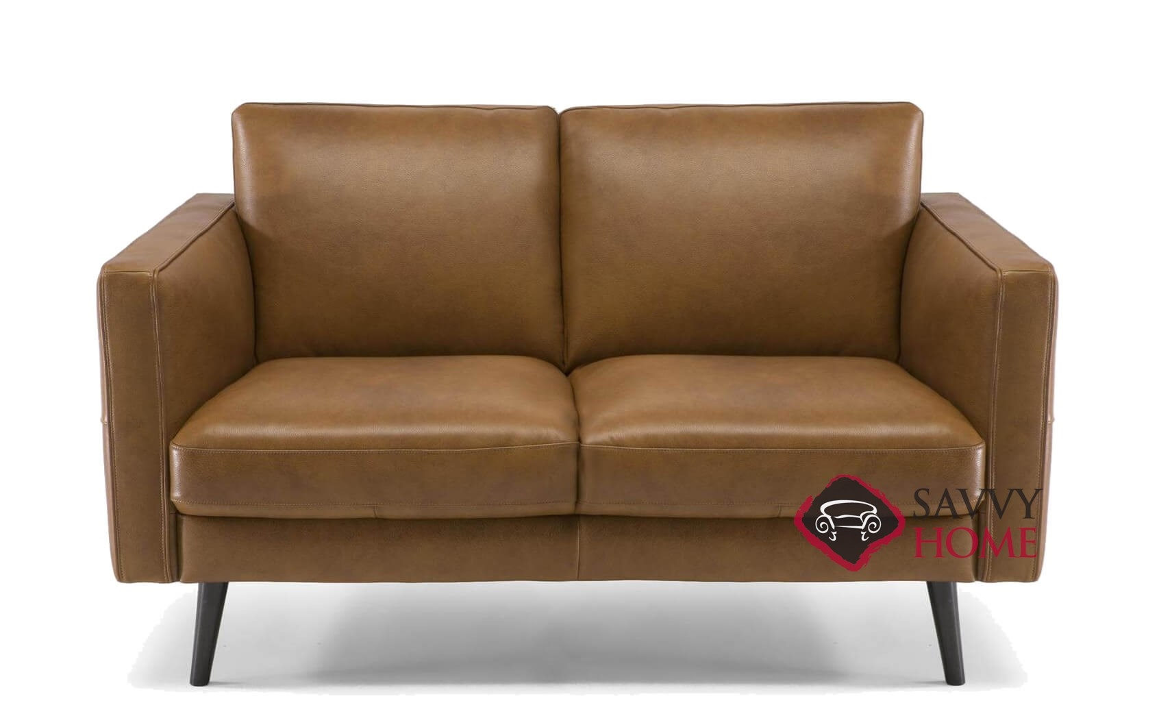 Marvelous Destrezza C092 005 Leather Loveseat By Natuzzi Gmtry Best Dining Table And Chair Ideas Images Gmtryco