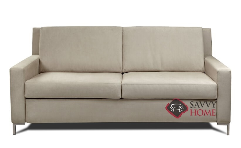 Bryson Leather Sleeper Sofas Full By American Leather Is