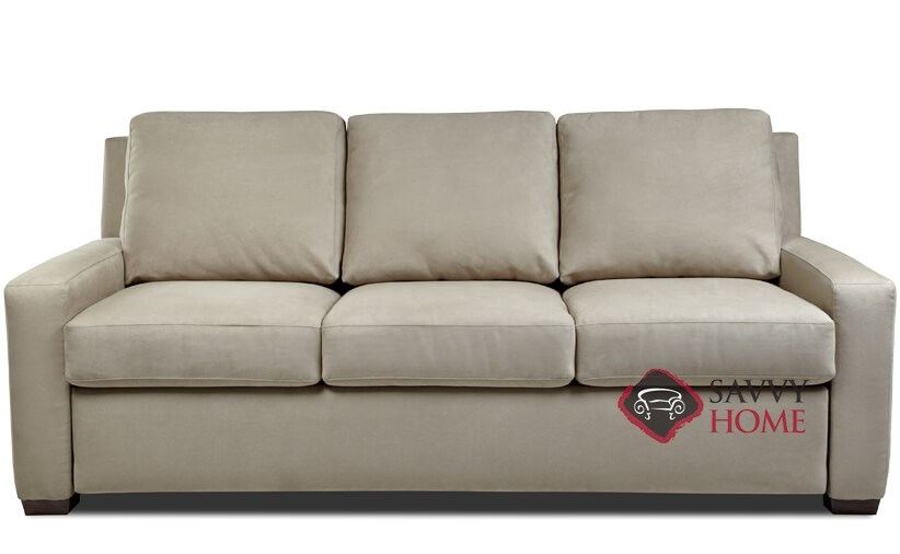 Lyons Fabric Sleeper Sofas King By American Leather Is