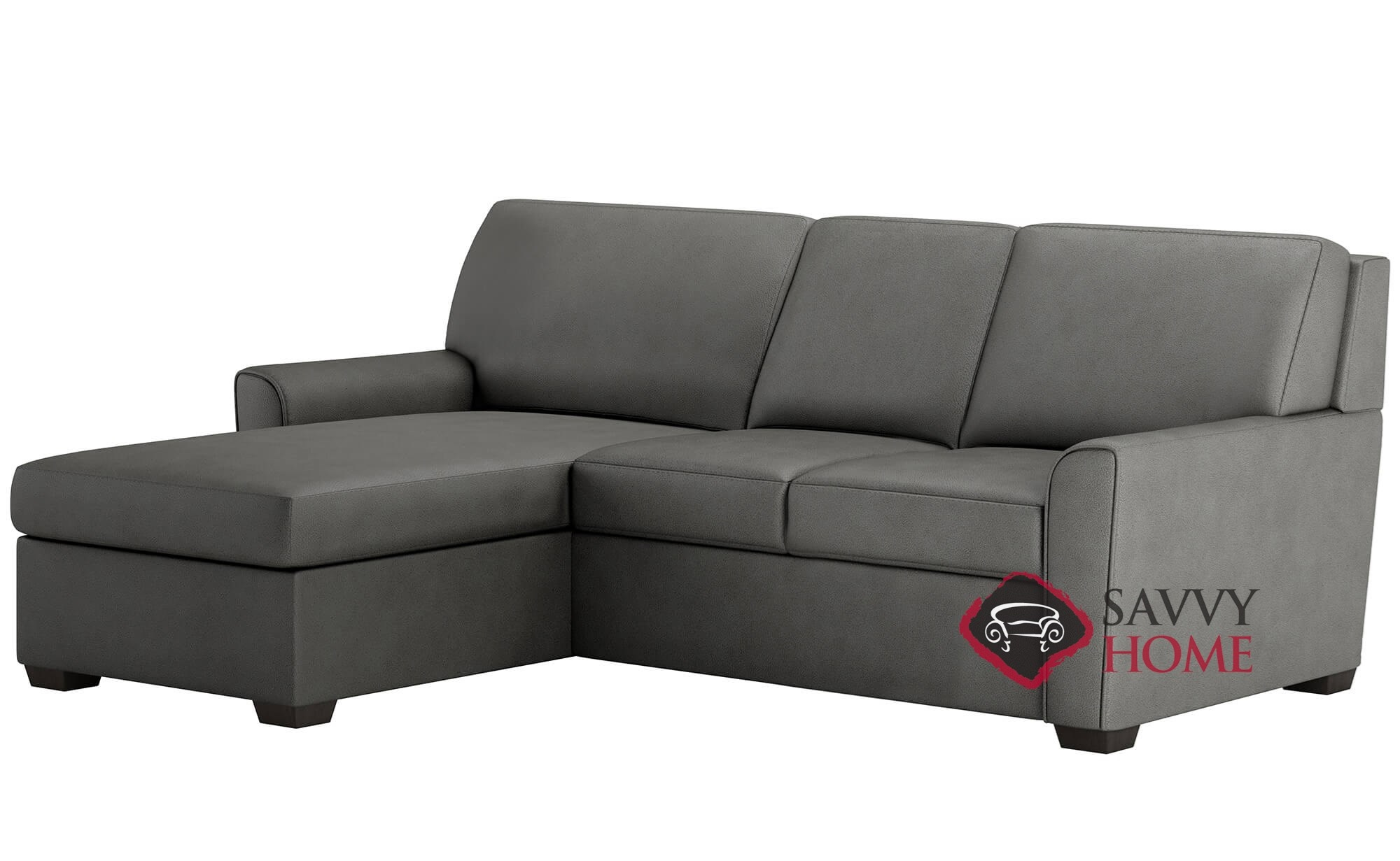 Klein Leather Sleeper Sofas Queen By American Leather Is