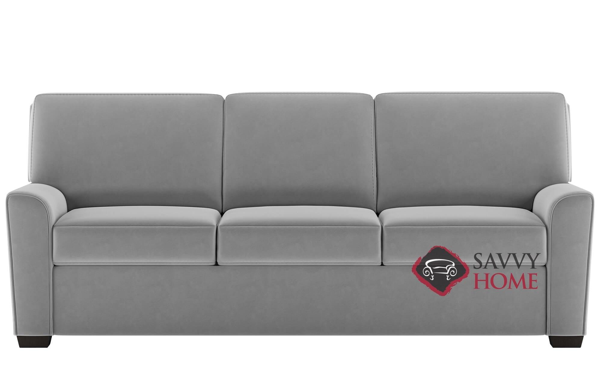Klein King Leather Comfort Sleeper By American Generation Viii