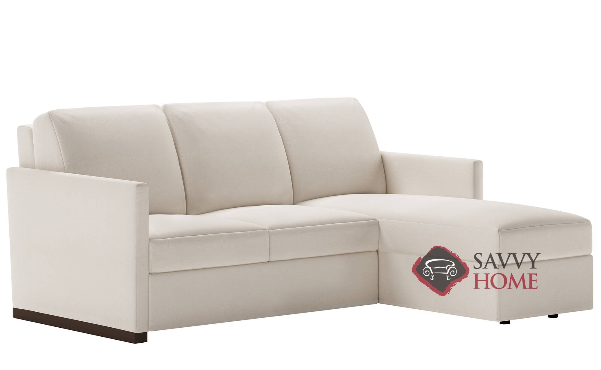 - Pearson Fabric Sleeper Sofas Queen By American Leather Is Fully