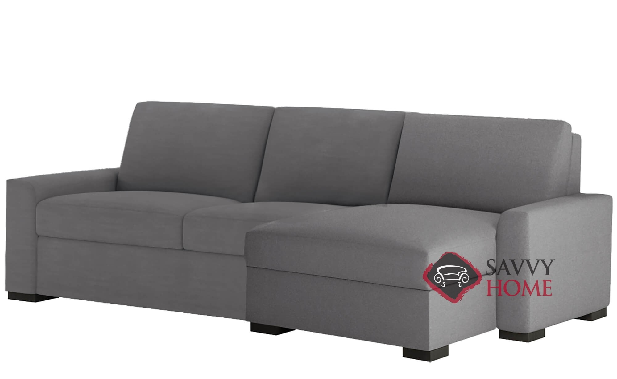 Olson Fabric Sleeper Sofas Queen By American Leather Is