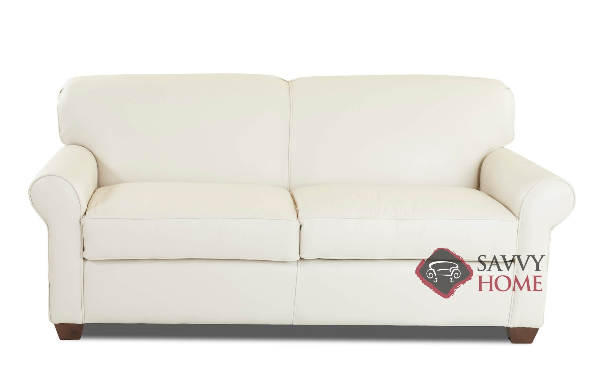 - Calgary Leather Sleeper Sofas Full By Savvy Is Fully Customizable