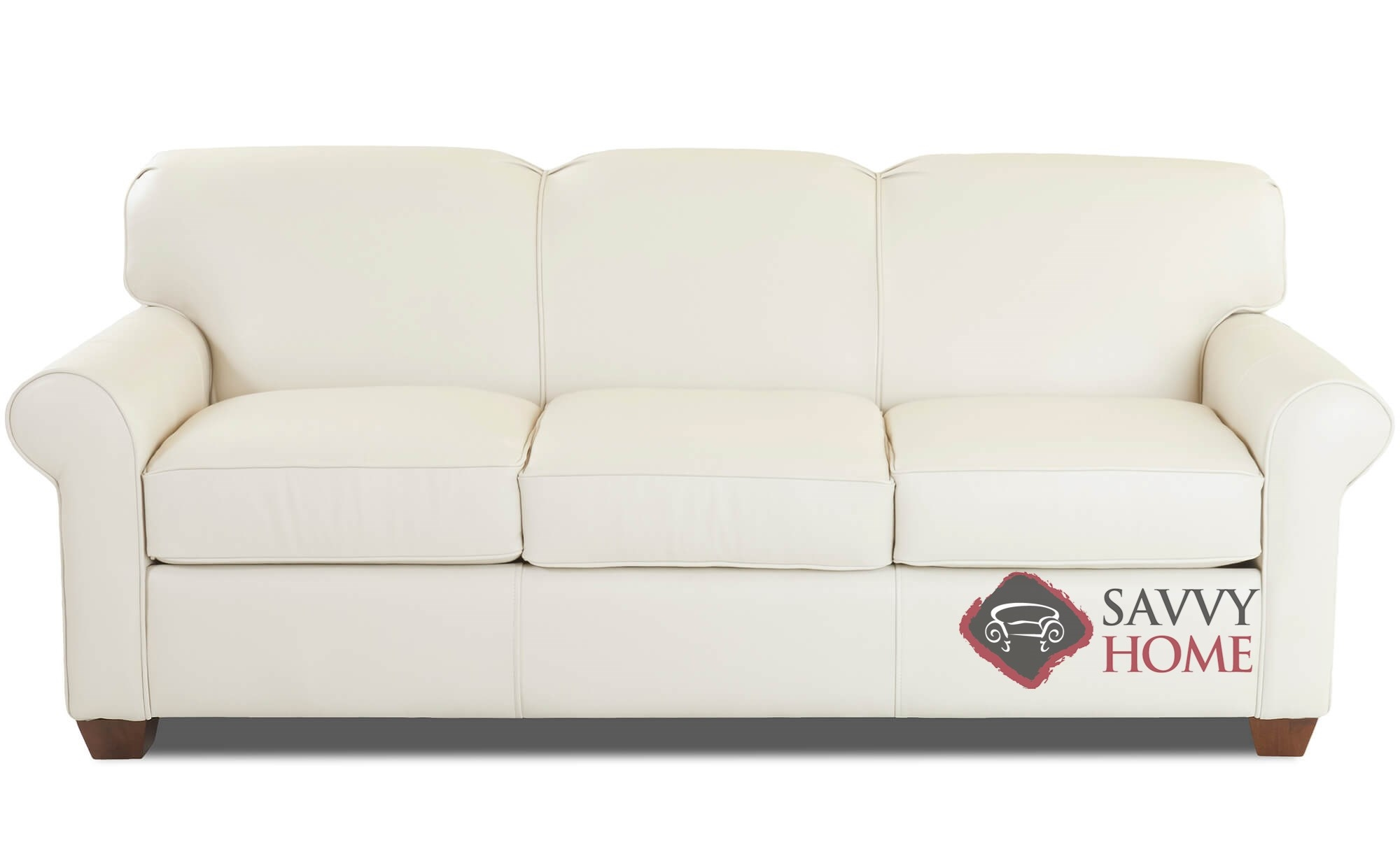 Calgary Leather Sleeper Sofas Queen By